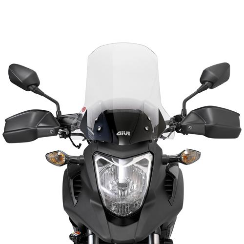 GIVI D1111ST CLEAR WINDSCREEN FOR HONDA NC700X 2012-/NC750X 2015