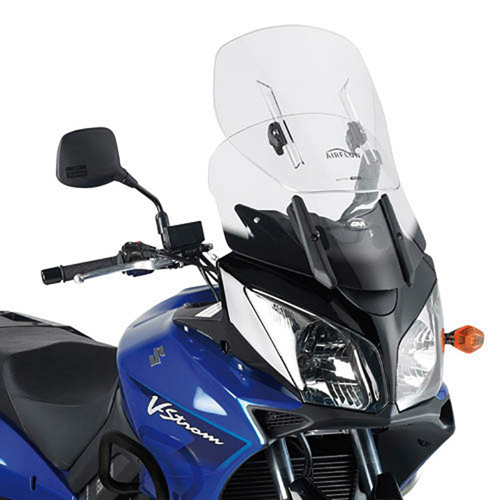 GIVI AF260 CLEAR WINDSCREEN FOR SUZUKI V-STROM DL-650 2004