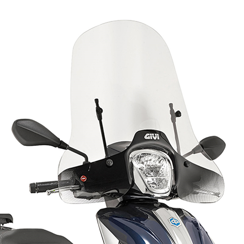GIVI A5606A WINDSCREEN BASE FOR PIAGGIO MEDLEY 125/150 & BEVERLY