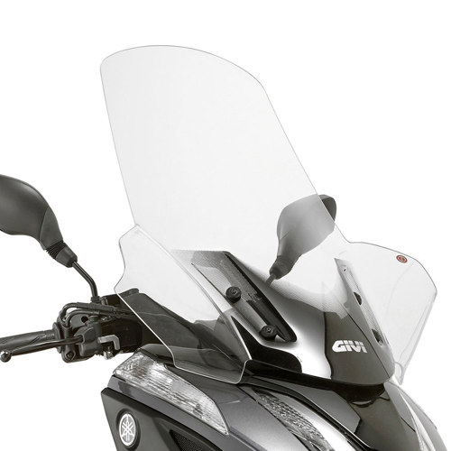 GIVI D2120KIT BLACK WINDSCREEN BASE FOR YAMAHA TRICITY