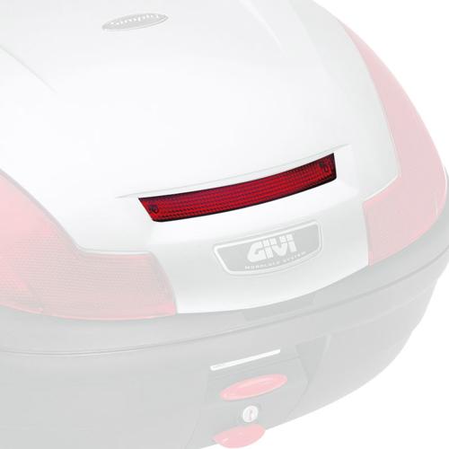 GIVI Z744R CLEAR TOPCASE CENTRAL REFLECTOR FOR E470