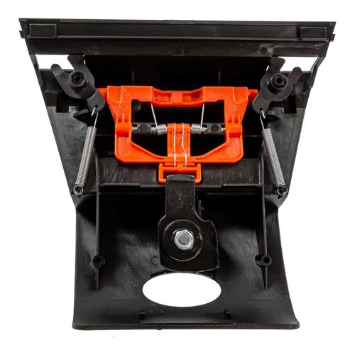 GIVI Z398NMR BLACK TOPCASE LOCKING BLOCK MOUNTED FOR E55 MAXXIA 3