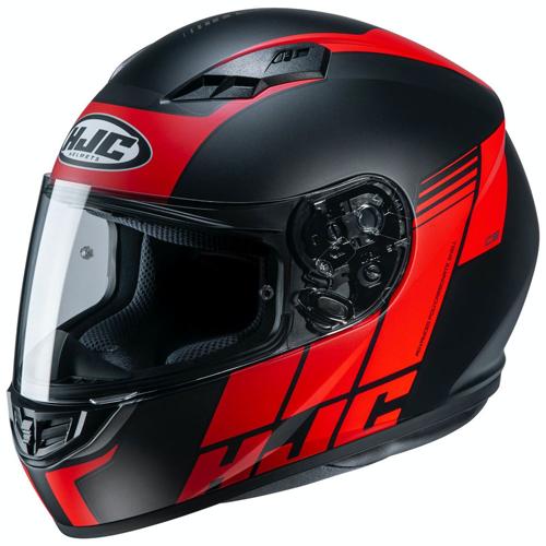 HJC CS-15 MYLO MC-1SF RED/BLACK HELMET FULL FACE