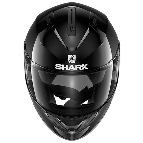 SHARK RIDILL BLANK BLACK HELMET FULL FACE