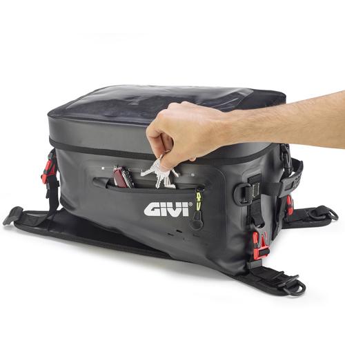GIVI GRT715 BLACK 20L TANK BAG ENDURO