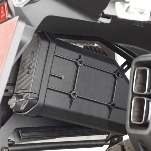 GIVI TL5108CAM BLACK TOOL BOX BASE FOR BMW R1250GS 1G13 (K50) (18-19)/R1200GS Adventure (14 > 17)/R1200GS (13 > 17)