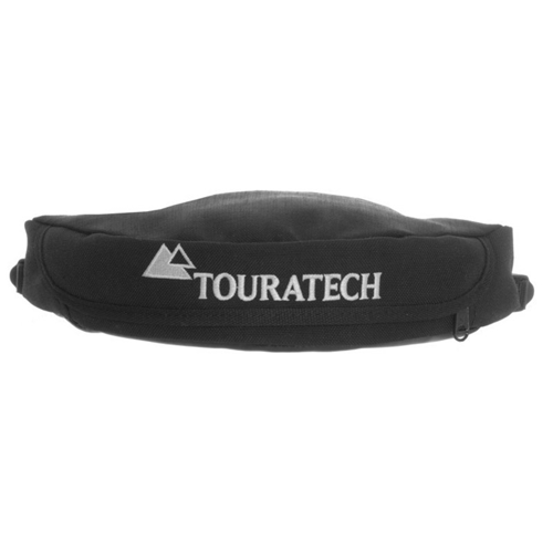 TOURATECH 01-045-5813-0 BLACK 1.5L UNDER TAIL BAG