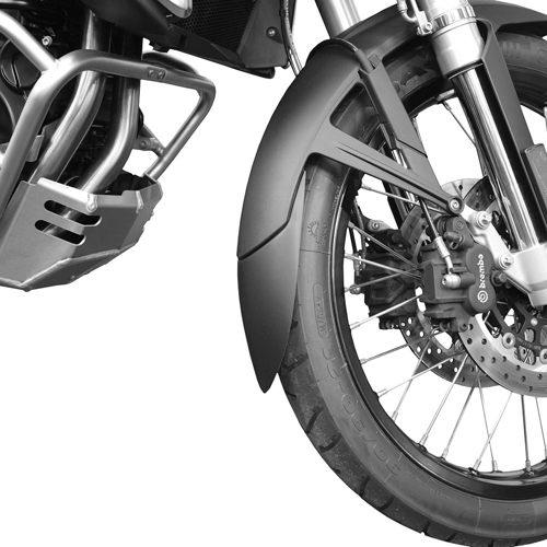 PYRAMID 54201 BLACK FENDER EXT. FRONT FOR BMW F800 GS