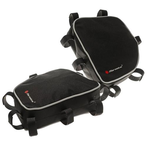 MARSELUS SOFT BAGS (Pair) FOR TRIUMPH TIGER 800 SW-MOTECH CRASH BARS
