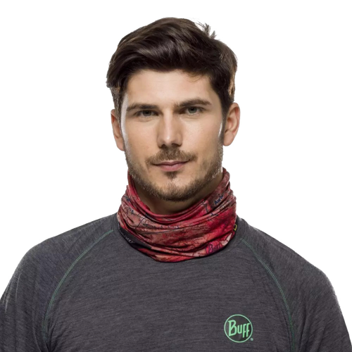 BUFF COOLNET UV NATIONAL GEOGRAPHIC NOMAD RUSTY NECK WARMER