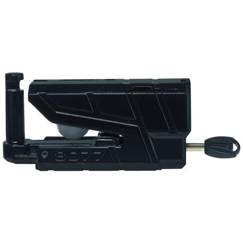 ABUS GRANIT™ DETECTO XPLUS 8077 BLACK DISC LOCK MOTO