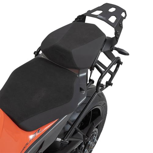 SW-MOTECH HTA.04.915.10000 BLACK SIDE SOFT BAG LEFT BASE FOR KTM1290 SUPERDUKE R 2019-2021
