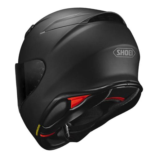 SHOEI NXR2 SHINE RED HELMET FULL FACE