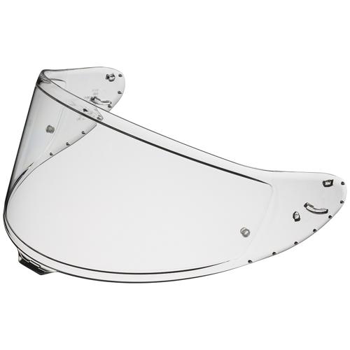 SHOEI CWR-F2 PINS CLEAR VISOR