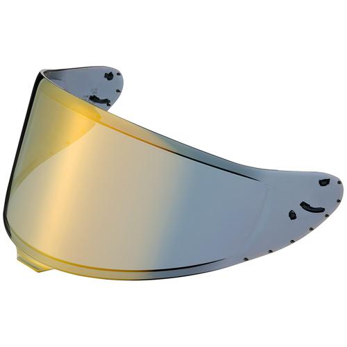 SHOEI CWR-F2 PINS IRIDIUM GOLD VISOR
