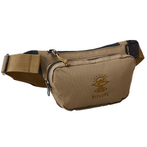 RIPCURL WAIST BAG SMALL CORDURA ECO KANGAROO