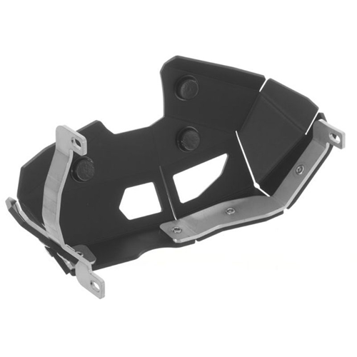 TOURATECH CYLINDER COVER BLACK FOR BMW R1200GS