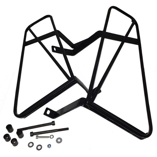 MOTO DISCOVERY FRAME BLACK SIDE SOFT BAGS BASE FOR TRIUMPH TIGER 800