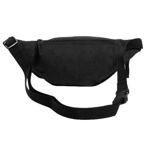 QUIKSILVER PUBJUG TRUE BLACK WAIST BAG