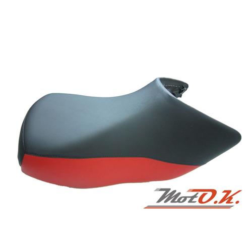 SEAT COVER MOTO.K R 1200 GS ADVENTURE (04-13) BLACK/RED