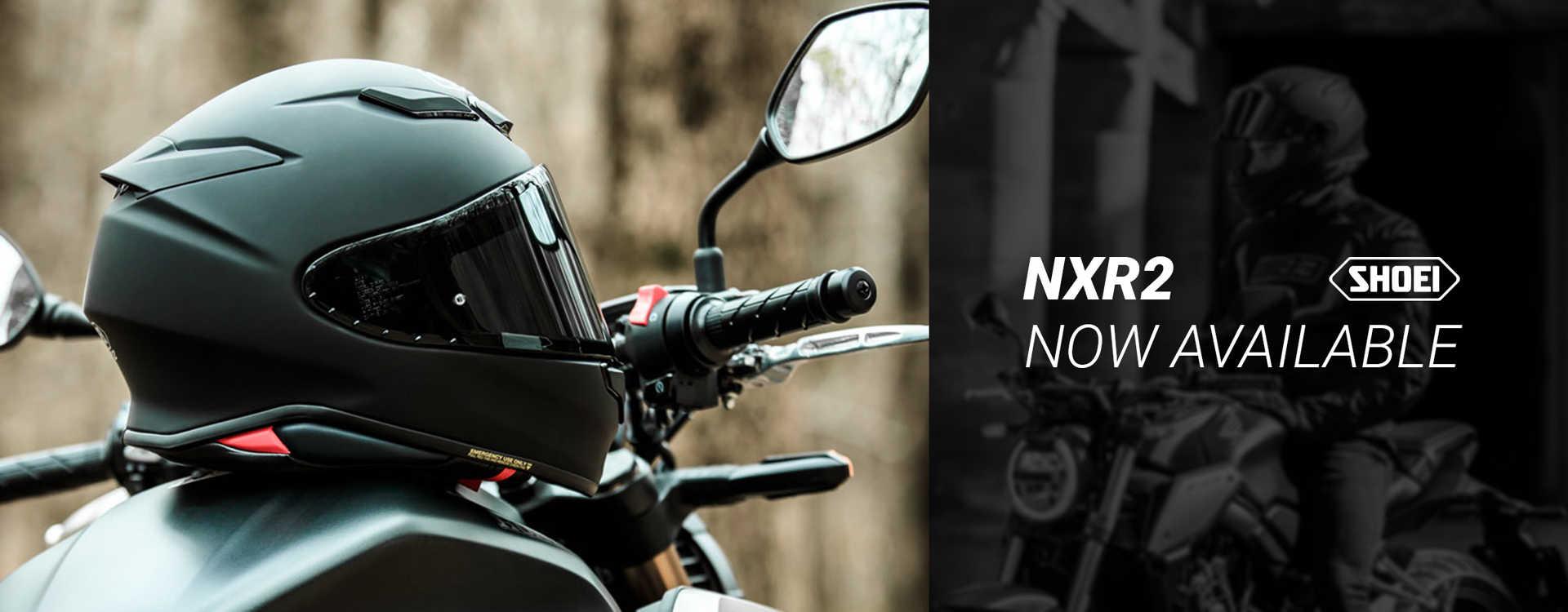 Shoei NXR2 Sport Helmet - Τώρα διαθέσιμο GAS