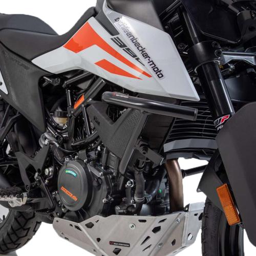 SW-MOTECH CRASH BARS FOR KTM 390 ADV 2020 BLACK