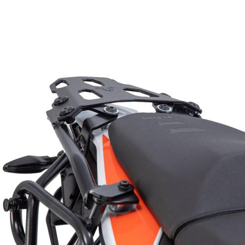 SW-MOTECH ALU RACK BLACK REAR RACK FOR KTM390 ADVENTURE 2020