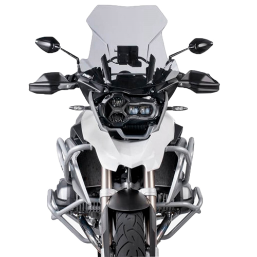 PUIG TOURING LIGHT FUME WINDSCREEN FOR BMW R1250GS 1G13 (K50) (18-19)